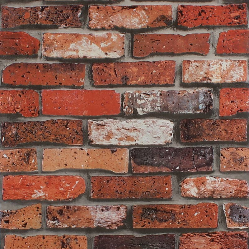 Brick Design Vinyl Wallpaper