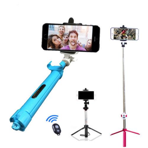 UniversalRemote Control Bluetooth Selfie Stick