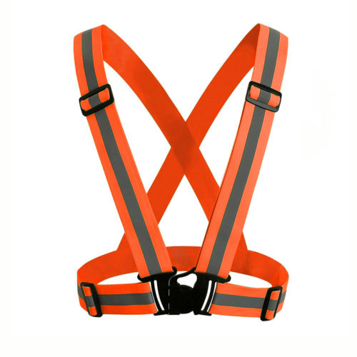 Safety Reflective Vest Belt