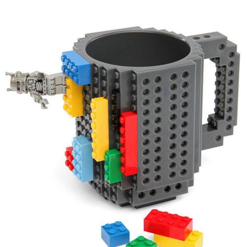 3D Building Blocks Mug