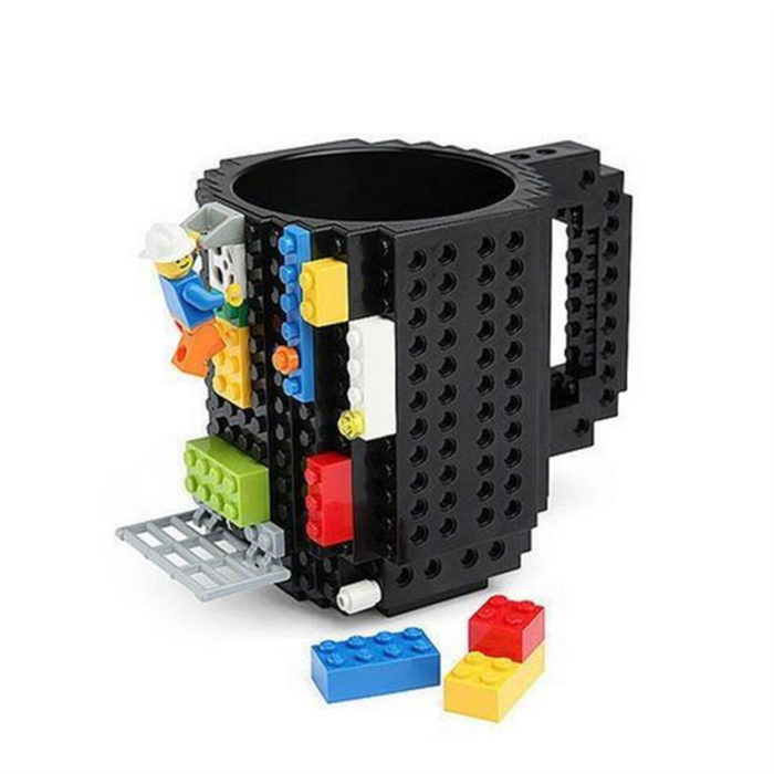 3D Building Blocks Mug