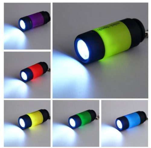 USB Rechargeable Pocket Torch