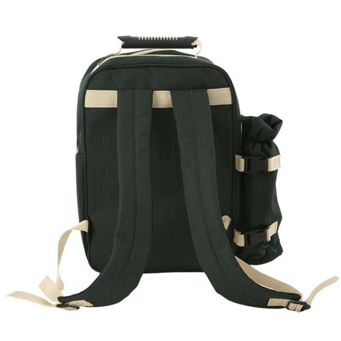 Waterproof Double Shoulder Strap Picnic Backpack