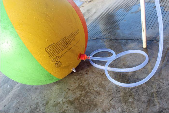 Water Sprinkler Ball