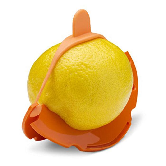 Flexible Fruit Saver For Wedges & Halves