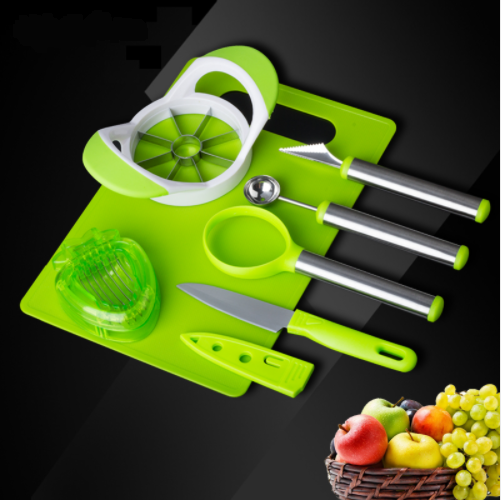 Multi-functional Fruit Carving Tools (Set Of 6)