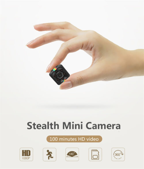 Mini Spy Cam HD