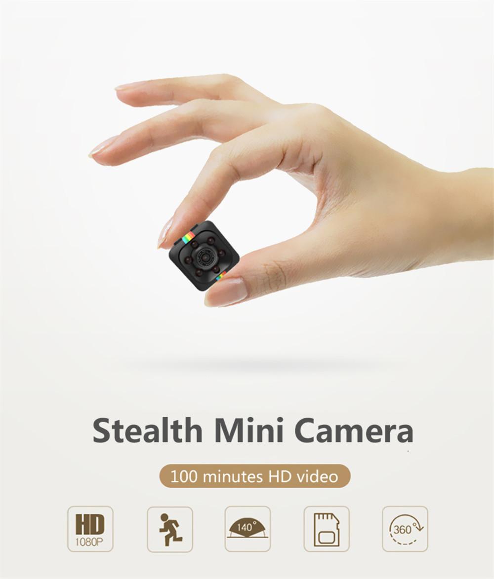 Mini Spy Cam HD
