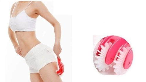 Anti Cellulite Body Massage Wheel