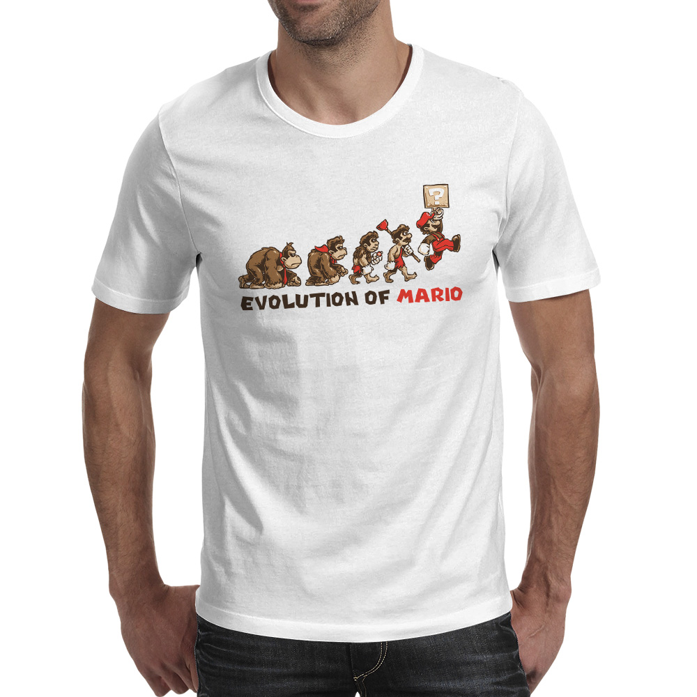 Themed / Cartoon / Gaming T-Shirt Range