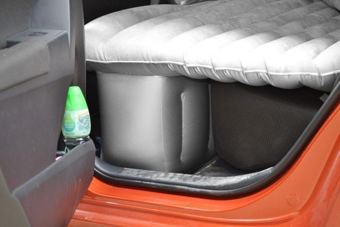 Car Inflatable Mattress with Air Pump