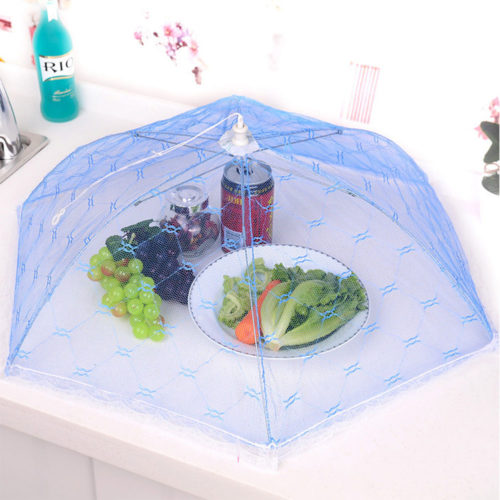 Foldable Food Umbrella Cover Fly Wasp Insect