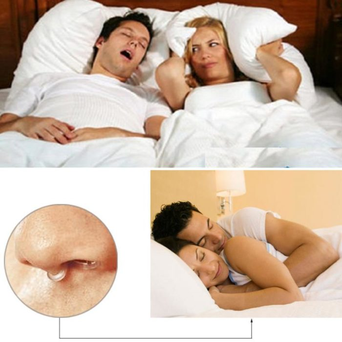 Anti Snore Ceasing Stopper