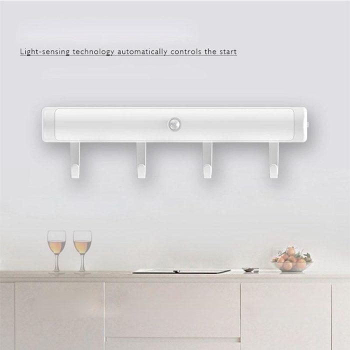 Rechargeable Smart LED Lamp Hook