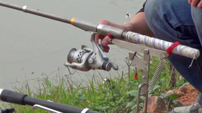 Automatic Fishing Assistant