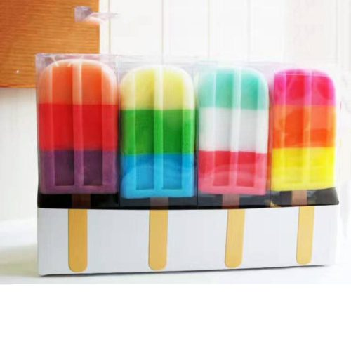 Ice Cream Themed Shower Sponge