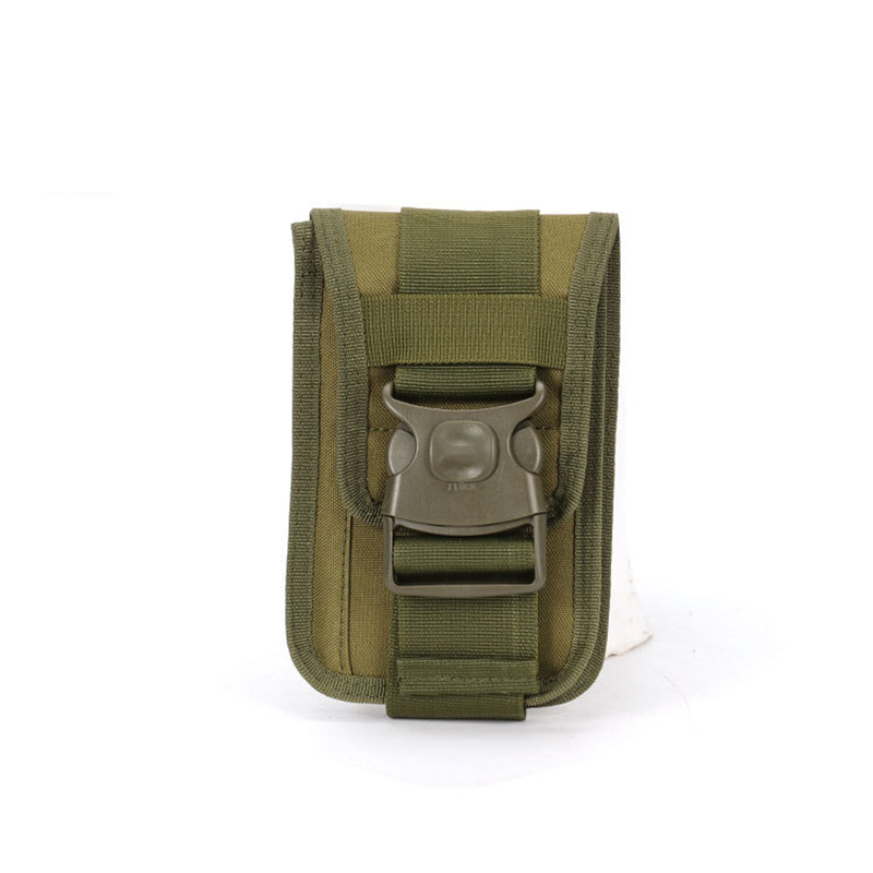 Tactical Waist Belt Nylon Cell Phone Pouch