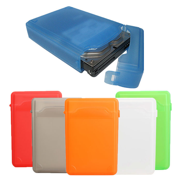 ".5"" Waterproof Hard Drive Protector Case"