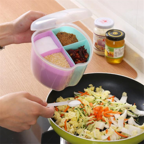 Combination Spice Containers