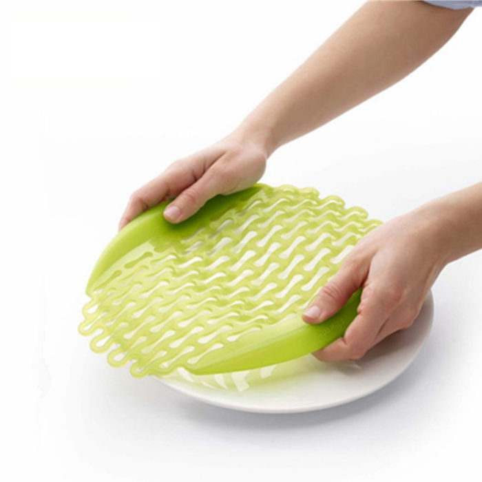 Multi-Purpose Silicone Thawing Strainer Net