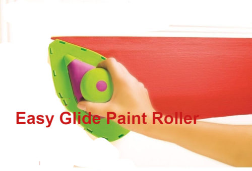 Easy Glide Paint Roller Pad Tool Kit (5 Piece Set)
