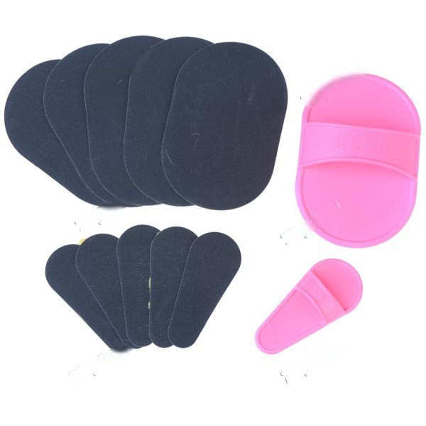 Exfoliating Hair Removal Pads
