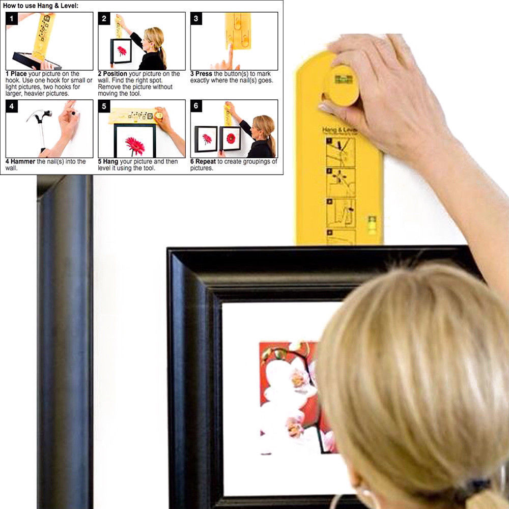 Professional Picture Hanging Tool