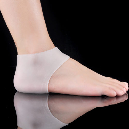 Heel Support Silicone Gel Sleeve