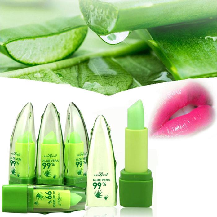 Aloe Vera Essence Color Changing Lipstick