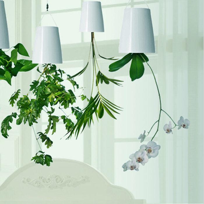 Upside Down Hanging Flower Pot