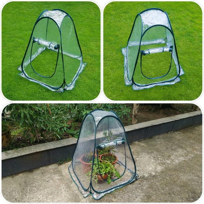 Mini Greenhouse-Portable Plant Grow Tent Plant Cover