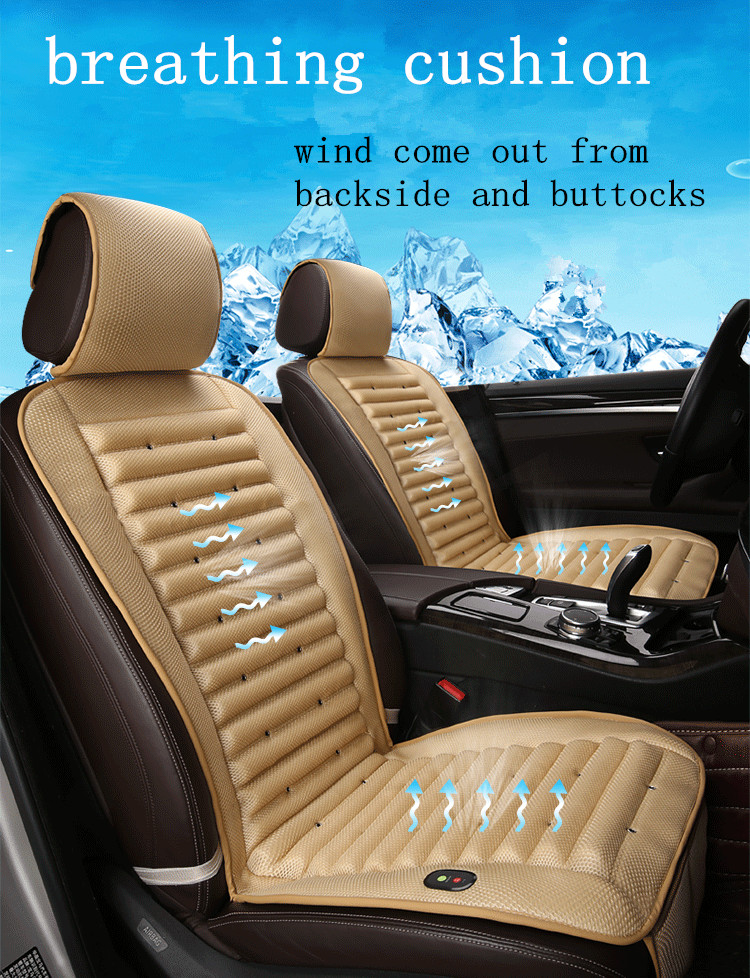 Summer Cooling Car Seat Cover Life Changing Products