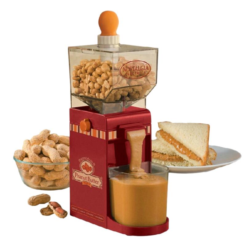 Household Peanut Butter Maker Machine Milling Grinding Small Grinder 220V New