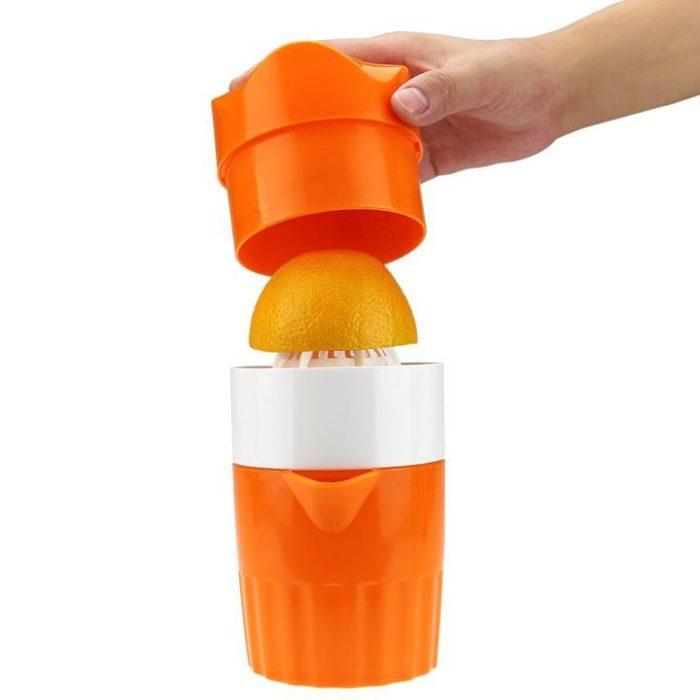 Portable Manual Juicer & Shaker