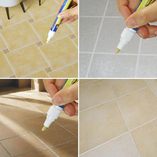 Ceramic Grout & Tile Marker Pen