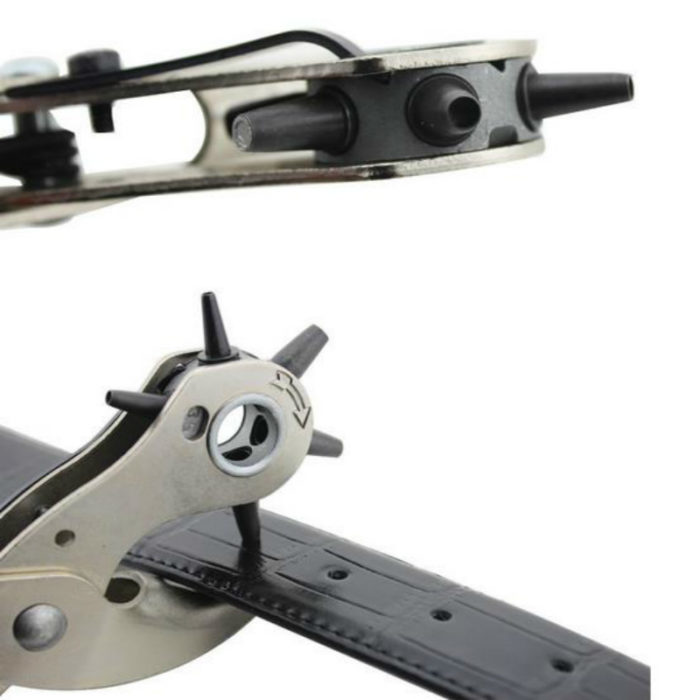 Revolving Hole Punch Pliers