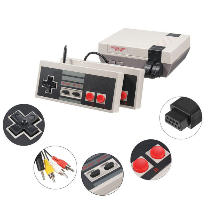 Retro 620 Video Game Console