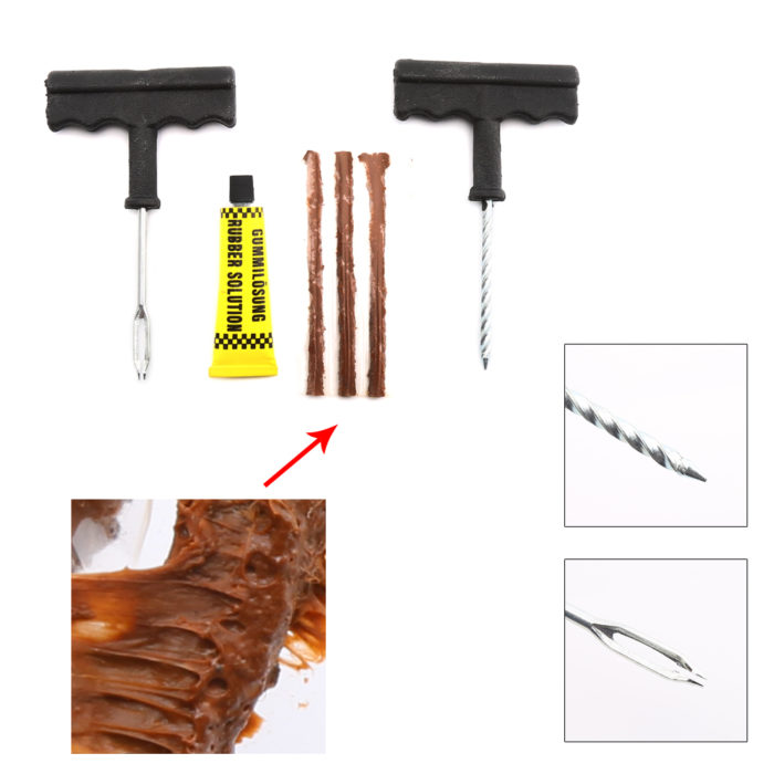 Professional Tire Repair Kit