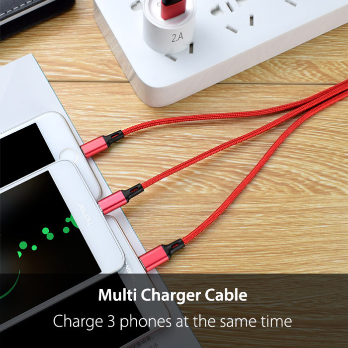 Universal USB Multi Charger Cable