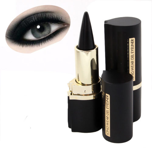 Waterproof Black Eye Liner Tube Gel Eyeliner