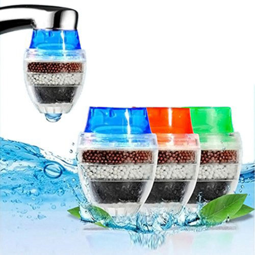 Universal Mini Tap Water Purifier Faucet Water Filter