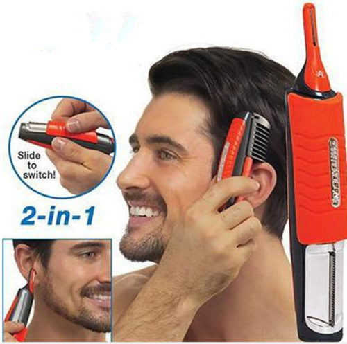 Multifunction Switchblade Grooming Tool