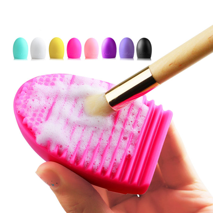Silicone Makeup Brush Cleaner Tool
