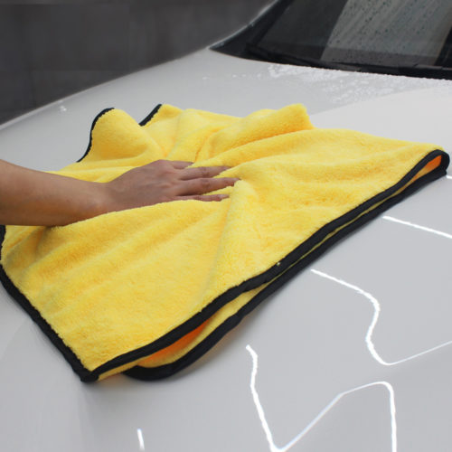Car Microfiber Cloth Towel Large Cleaning/ Drying Cloth