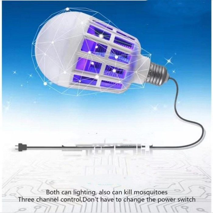 Mosquito Killer LED Lighting Bulb