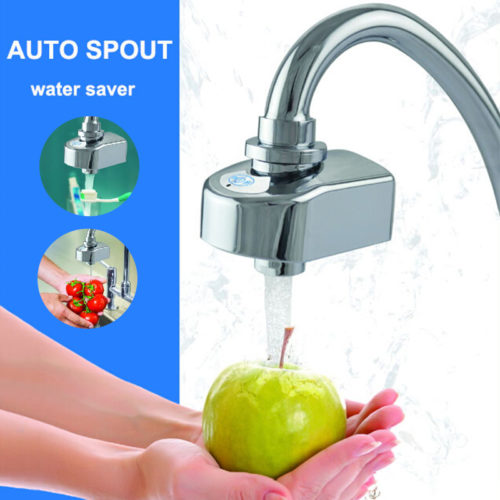 Infrared Automatic Sensor For The Kitchen Faucet