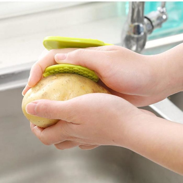 Multi-Functional Fruit & Vegetable Peeler Scraper