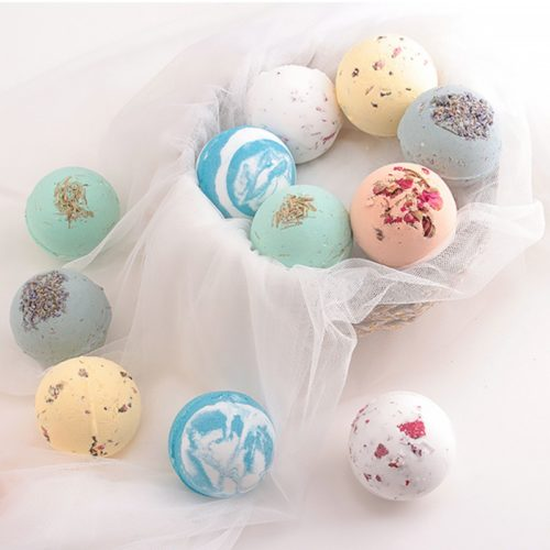 Salt Armotherapy Bath Bombs