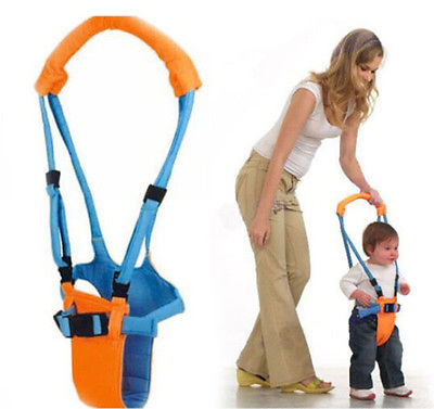 Kids Infant Toddler Harness Baby Walking Assistant