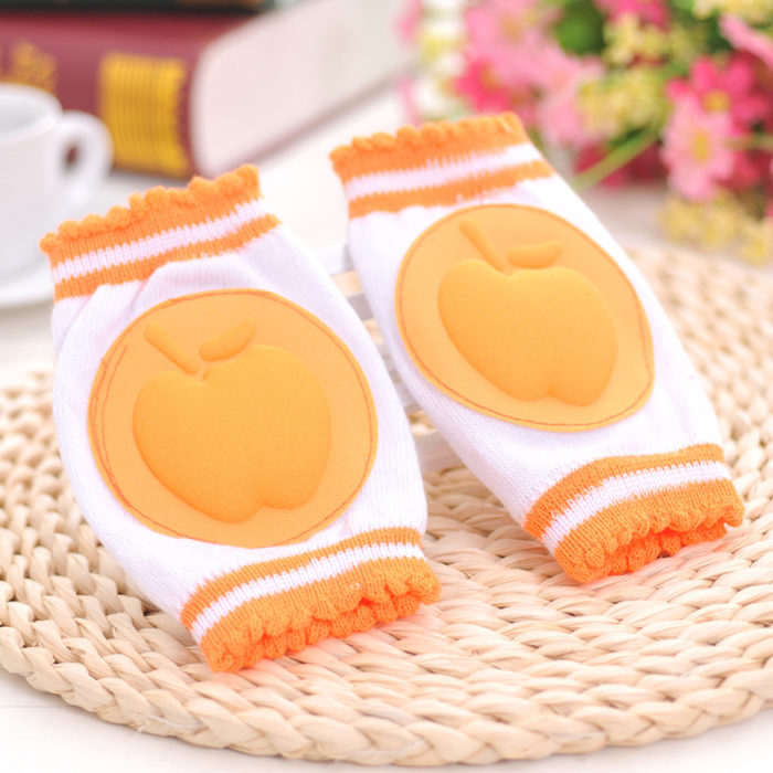 Fruit Baby Knee Elbow Pads